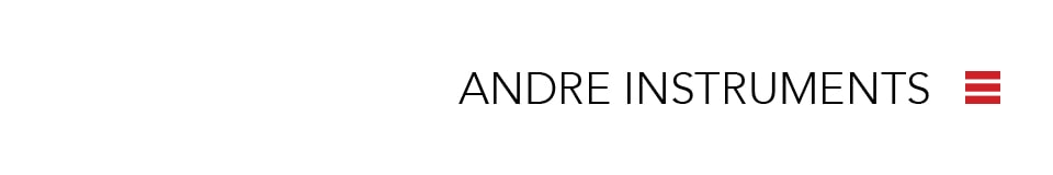 Andre instruments - Thierry André, luthier