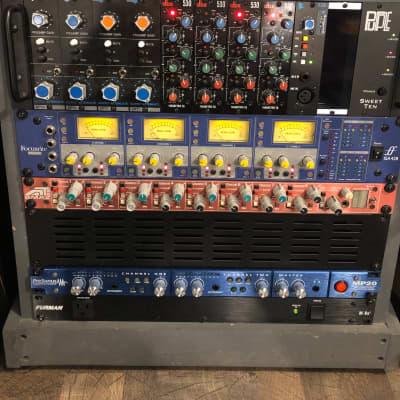 ATI 8MX2 8x2x8 Mic Pre Mixer
