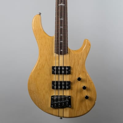 Paul Reed Smith SE Kingfisher 4-String Bass Guitar in Natural for sale