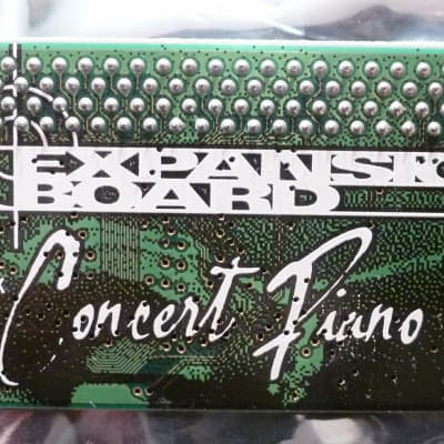 Tested Roland SRX-02 SRX02 srx-2 srx2 Concert PIANO Expansion Sound Board Acoustic Grand Pianos ROM