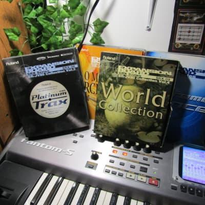 Roland Fantom-S 61-Key Workstation Keyboard