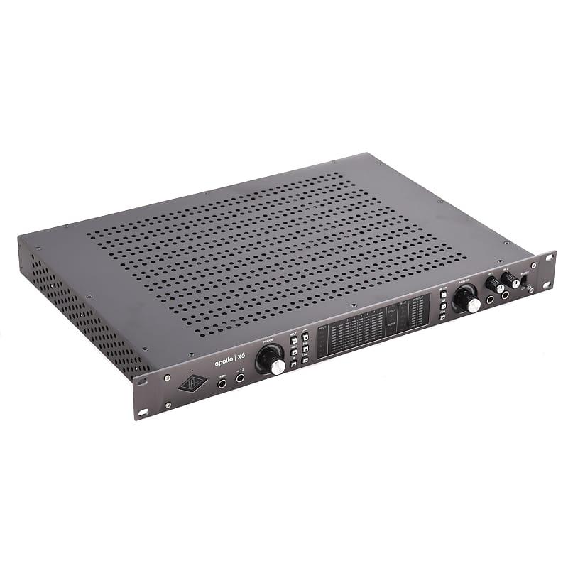 Universal Audio Apollo X6 Thunderbolt 3 Audio Interface | Reverb