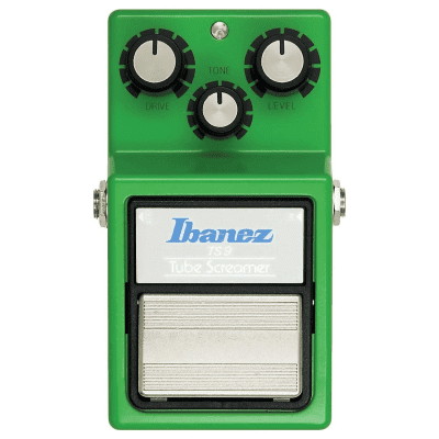 Ibanez TS9 Tube Screamer Reissue