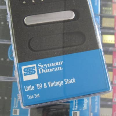 Seymour Duncan Little '59 & Vintage Stack Tele Set image
