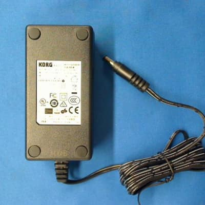 "KORG - 405016000, ""Adapter for X50, MicroX, R3, MR1000, SP170 (12V, 500mA) KA-310"""