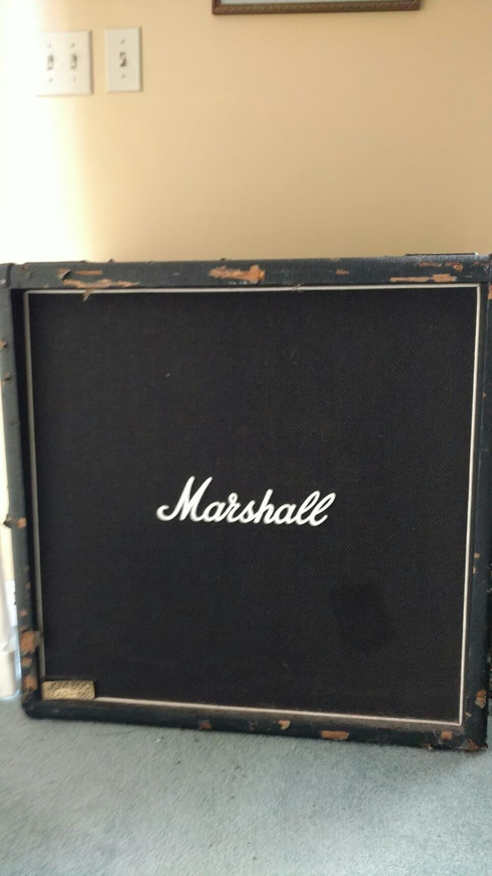 Marshall JCM 800 LEAD-1960 Cabinet   MARK's Gear Garage   Reverb