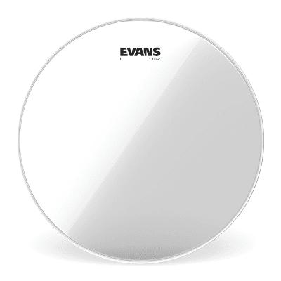 """Evans TT18G12 G12 Clear Drum Head - 18"""""""
