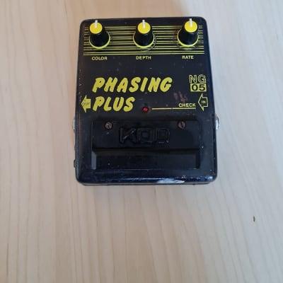 KOD Phasing Plus Phaser Pedal, (Vintage, 1980's, Very Rare)