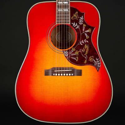Gibson Acoustic 2019 Hummingbird in Vintage Cherry Sunburst #12008030 for sale