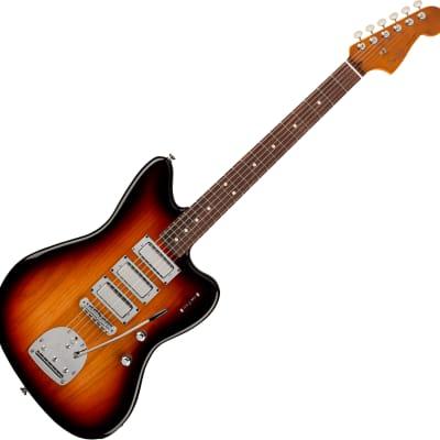 Fender Parallel Universe Volume II Spark-O-Matic Jazzmaster (USA, RW) - 3-Color Sunburst for sale
