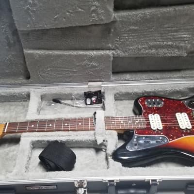 Fender Classic Player Jaguar Special HH with Rosewood Fretboard 2011 Sunburst for sale