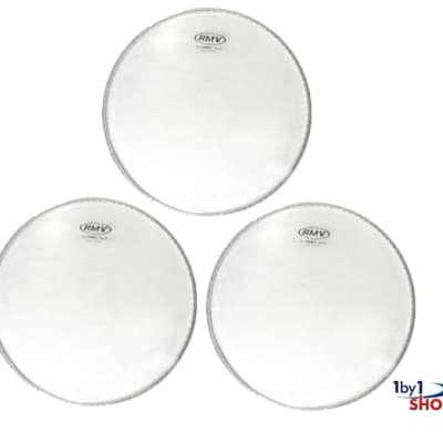Drum Heads Duo Clean 08 In High Quality RMV 3 units