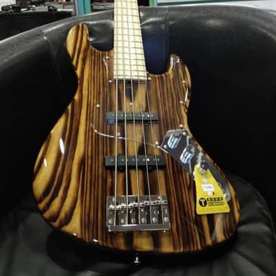 Musical Instruments & Gear Bacchus 2012 Woodline Red Wood Ltd-5 Black Burst Buy One Get One Free