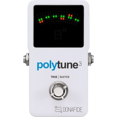 TC Electronic PolyTune 3 Tuner Pedal for sale