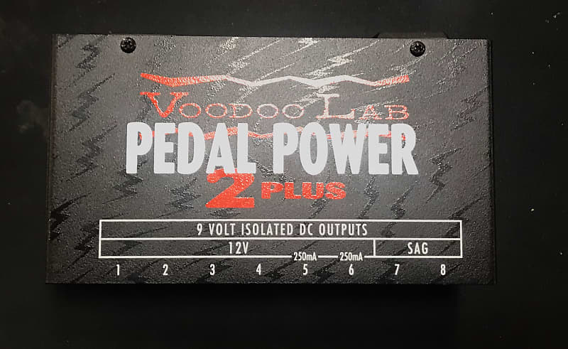 Voodoo Labs Pp2 : voodoo lab pedal power 2 plus instrumental music company reverb ~ Hamham.info Haus und Dekorationen