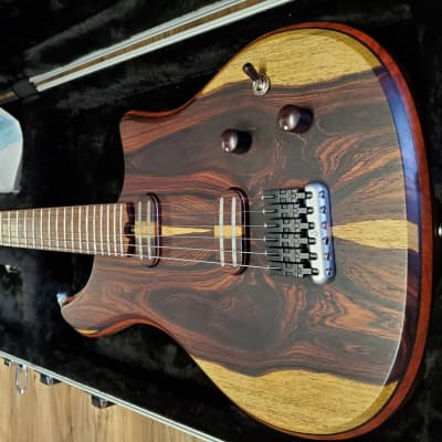 Barlow Guitars Falcon 2019 Natural for sale