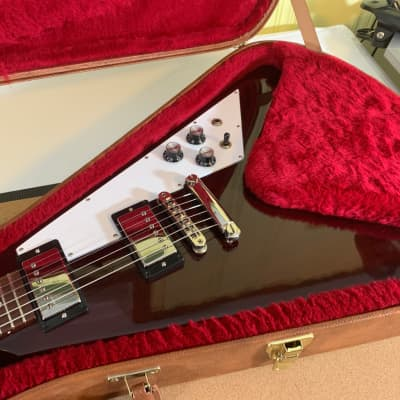 2018 Gibson Flying V Aged Cherry