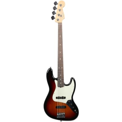 Fender American Professional Jazz Bass 3-Color Sunburst RW for sale