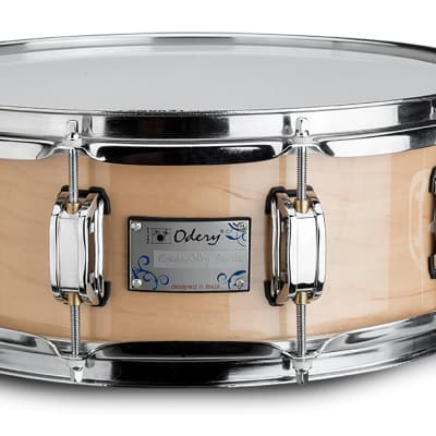 Odery Snare Drum 14 x 4.5 - Maple, Natural