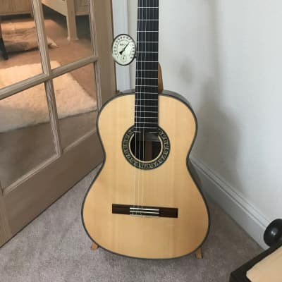 Kenny Hill  Heritage Classical Guitar 2018 Spruce/Indian for sale