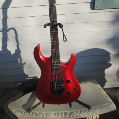 Epiphone  635I Metallic Red Electric Guitar MIK? for sale