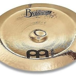 "Meinl 14"" Byzance Brilliant China"
