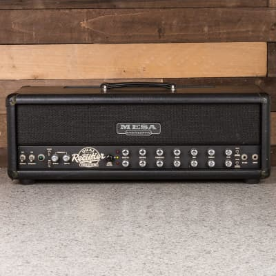 MESA/Boogie Trem-O-Verb Head - USED-SN:R-16213 for sale