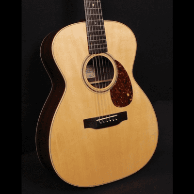 Tippin OMT Acoustic Guitar with Hardshell Case for sale
