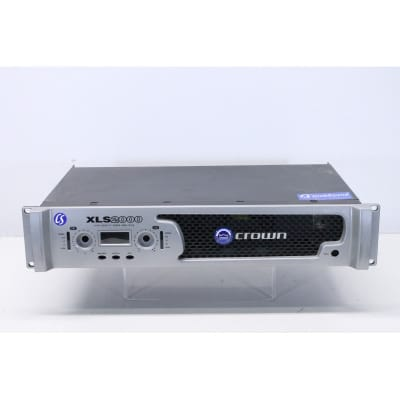 Crown XLS2000 High-Density Power Amplifier - For Parts for sale