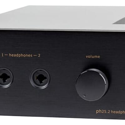 Music Hall PH25.2 Headphone Amp
