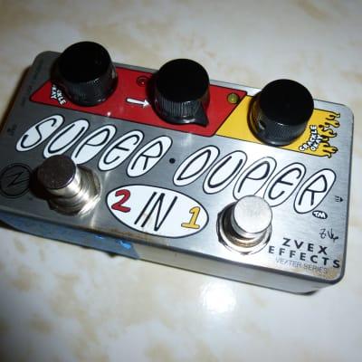 Zvex Vexter Super Duper 2 in 1