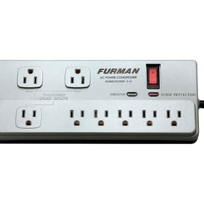Furman PST-2+6 8-Outlet Surge Protector