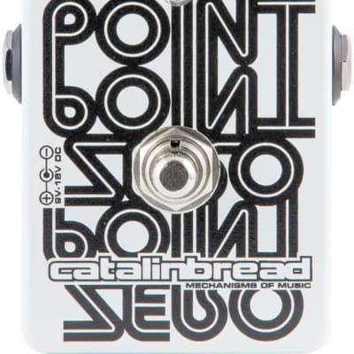 Catalinbread Zero Point (Studio Stye Manual Tape Flanger)