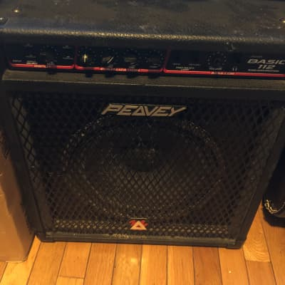 Peavey Basic 112 75-Watt 1x12 Bass Combo