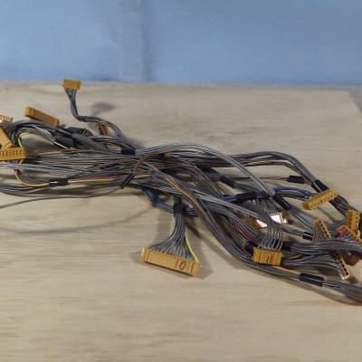 Roland JV-880 parts - internal wiring