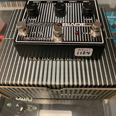 Electro-Harmonix Switchblade Pro Deluxe Channel Selector