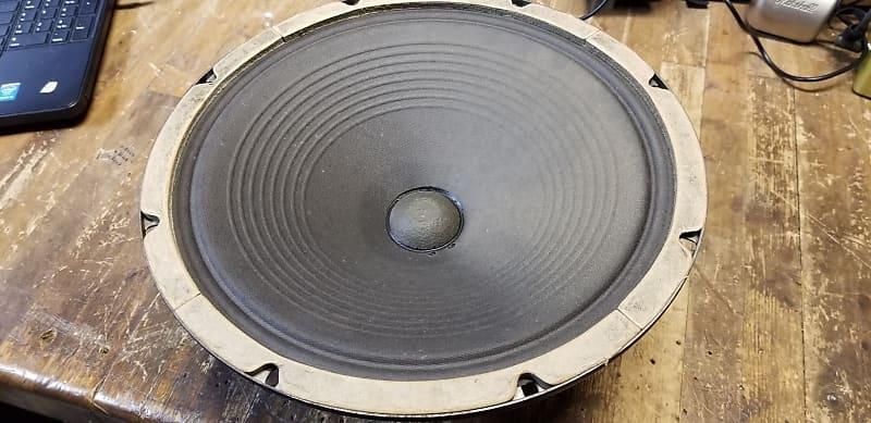 Rola 12 Vintage 1962 - Alnico Speaker 16 ohm   Reverb