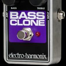Electro-Harmonix Bass Clone Analog Chorus Effect Pedal