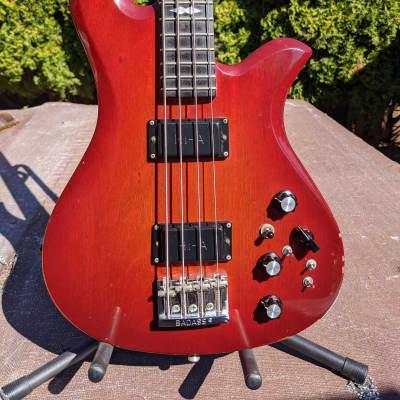 B.C. Rich Bodine bass guitar Eagle BC USA 1976 for sale