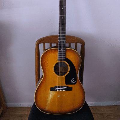 Epiphone FT-45 Cortez Sunburst 1965 for sale
