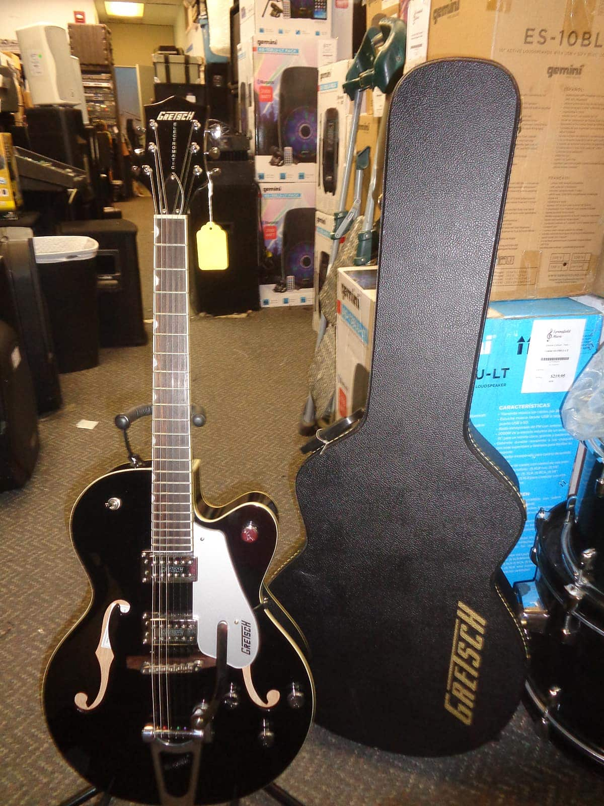 used gretsch electromatic g5120 hollowbody electric guitar reverb. Black Bedroom Furniture Sets. Home Design Ideas