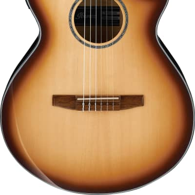 Ibanez 2019 AEWC300N NNB Acoustic Electric Guitar for sale