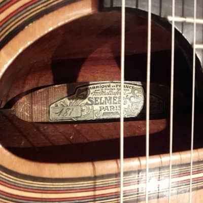 Selmer maccaferri 1932  no.181 for sale