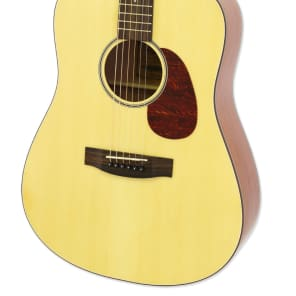 Aria ARIA-111-MTN Vintage 100 Dreadnought, Matte Natural Finish, Spruce Top, New, Free Shipping for sale