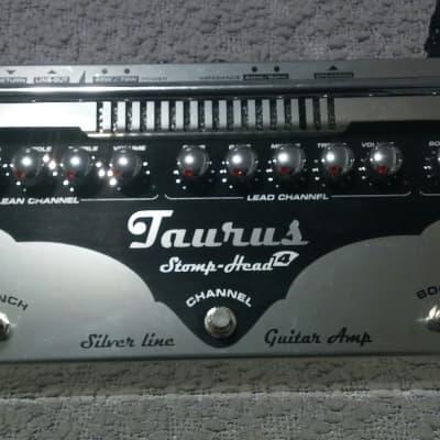 Taurus Stomp Head 4 2017 Stainless Steel for sale