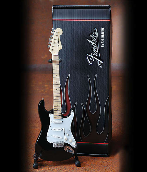 Billy Gibbons Big Texas Miniature Guitar By Axe Heaven Officially Licensed
