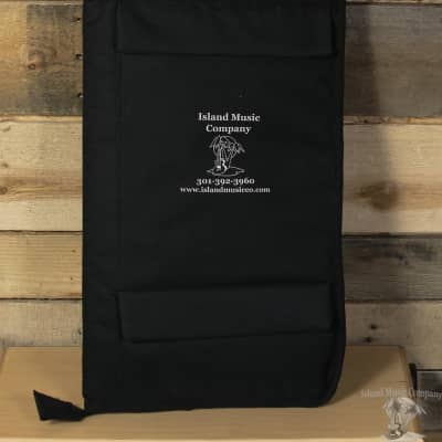 Island Music Pro Gig Gear - Premium Padded Stick Bag