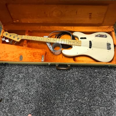 1955 Fender Precision Relic 2006 Vintage White for sale