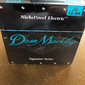 6 Sets Dean Markley JZ 12-54  Nickle Steel Electric Guitar Strings for sale