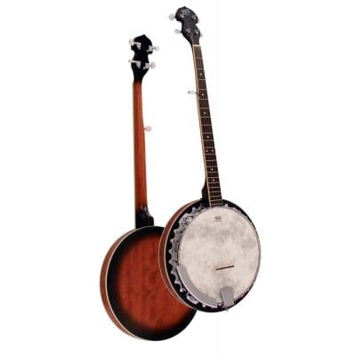 Barnes and Mullins BJ300 - 5 String Banjo for sale